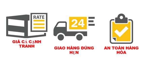 Vận tải Năm Sao đảm bảo lợi ích hàng đầu của khách hàng