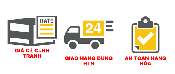 Vận tải Năm Sao mang đến dịch vụ tuyệt vời cho mọi doanh nghiệp