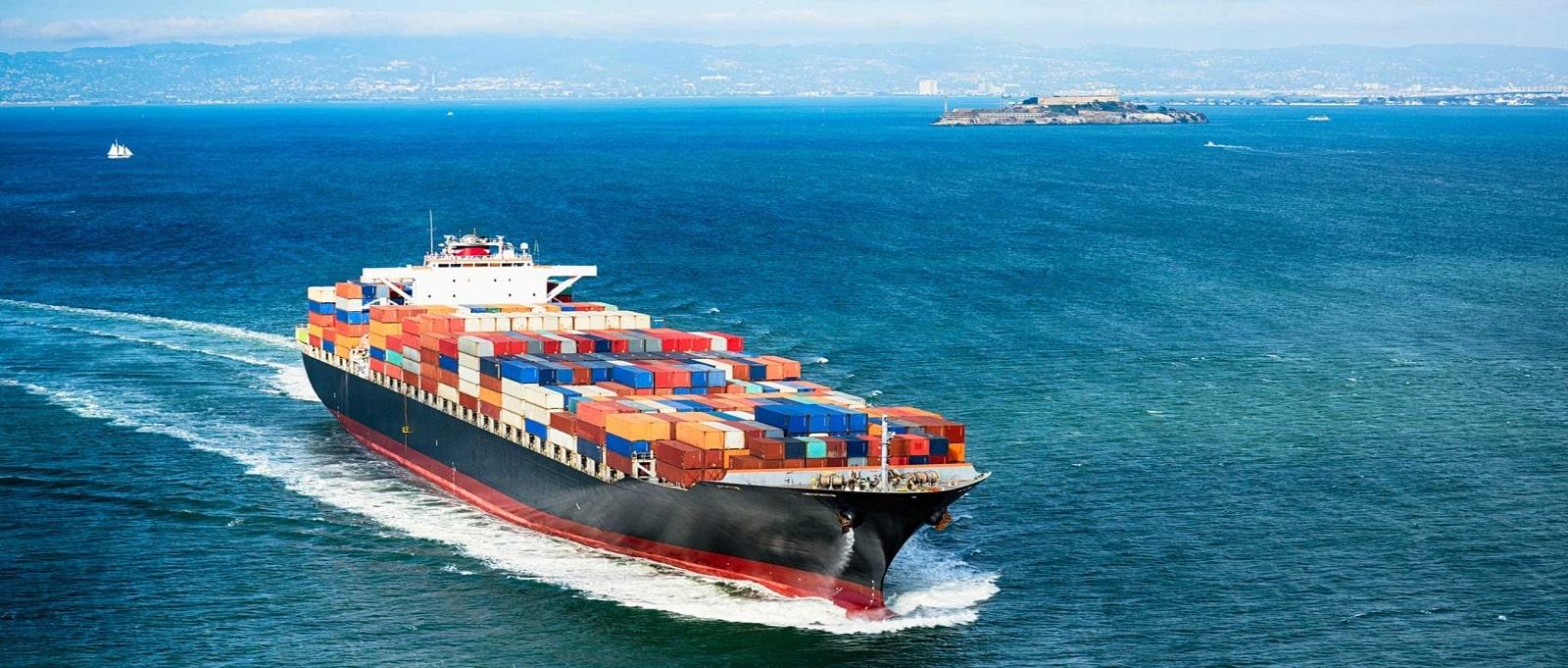 vận chuyển đường biển từ Trung Quốc