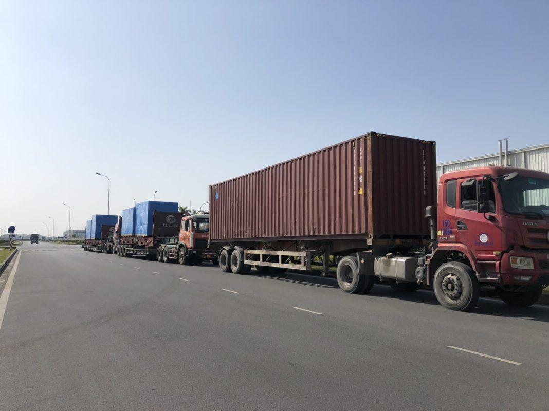 Chuyên vận chuyển hàng container nội địa